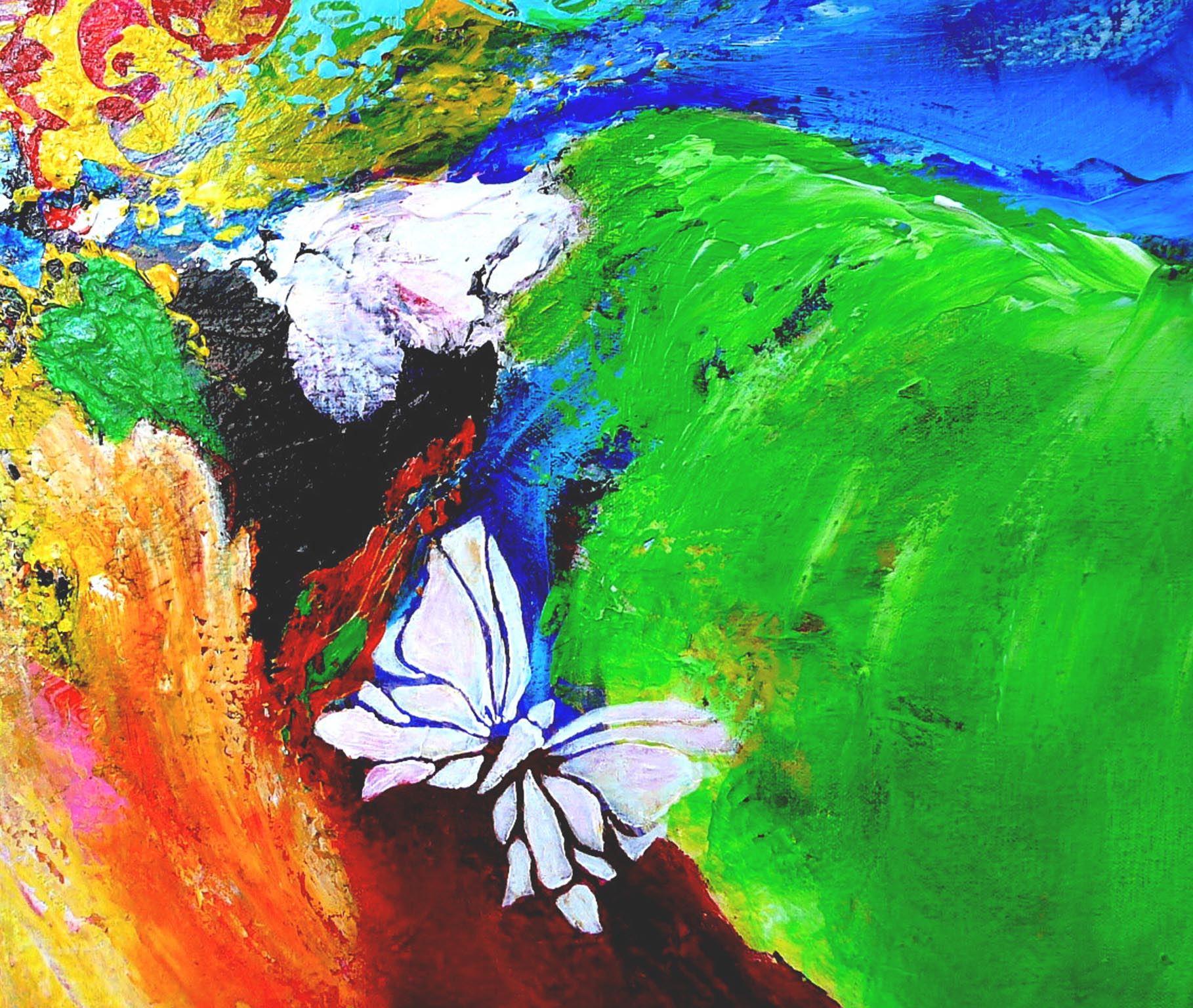 Chaos der Gefühle » Dr. Blanka Mandel | CRELALA Kunst